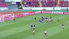 La treta de Haití que supera al córner del Liverpool-Barça: ¡simularon una 'pelea' antes del gol!