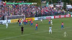 Copa de Alemania: Resumen y gol del Drochtersen 0-1 Bayern