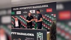Pau Ribas recupera el número 4 en su regreso al Joventut