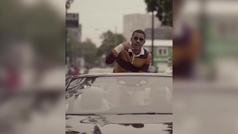 Depay aprovecha la pretemporada para estrenar nuevo videoclip de rap