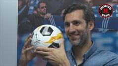 Diego López: ?'Es un momento histórico para el Espanyol?