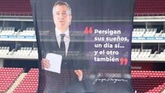 Emotivo homenaje a Jorge Vergara en el programa Shark Tank México