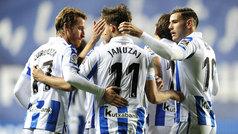 Copa del Rey (1/16, vuelta): Resumen y goles del Real Sociedad 2-0 Celta