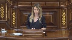 """El enfrentamiento entre Cayetana Álvarez y Pablo Iglesias: """"hijo de terrorista"""" contra la """"señora ma"""