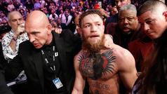 Primer round: Todo sobre el arresto de Conor McGregor