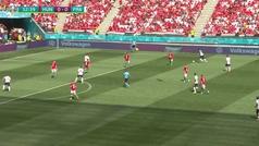 Eurocopa 2020: resumen y goles del Hungría 1-1 Francia