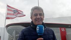 """Lama: """"Tiene mérito que el Madrid no se haya rendido con lo poco que tiene"""""""