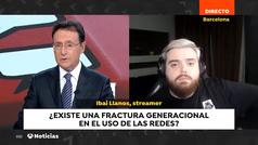 Ibai da el salto a la televisión junto a Matías Prats y ¡le invita a sus directos!