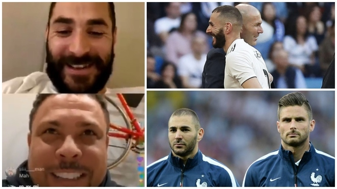 Karim Benzema doubles down on comparison he made between Olivier Giroud & karting