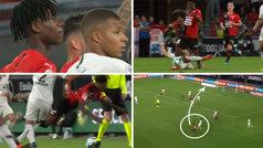 Así fue la brutal actuación de Eduardo Camavinga para 'machacar' al PSG