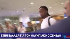 Rubén Semedo ya hace las delicias de los fans de Olympiakos