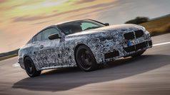 El BMW Serie 4 Coupé se da los últimos retoques