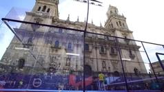 Resumen de la jornada matinal de octavos del Alisea Ledus Jaén Open