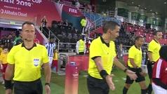 Mundial de Clubes (cuartos): Resumen y goles del Monterrey 3-2 Al-Sadd