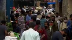 La India afronta el peor momento de la pandemia