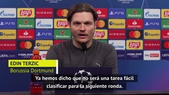 """Terzic: """"El Sevilla va a mostrar otra cara y va a jugar mejor"""""""