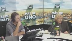 La ventosidad que se escuchó durante la entrevista de Alsina a Carmena