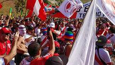MARCA acompaña a la hinchada de Perú al Arena Corinthians