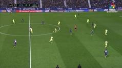 Gol de Messi (0-2) en el Levante 0-5 Barcelona