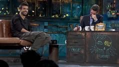 """Piqué vuelve a sorprender a Broncano en 'La Resistencia': """"Cómeme los huevos. Figo"""""""