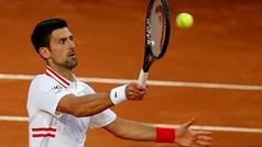 Djokovic se exhibe ante Davidovich y se cuela en los cuartos de Roma