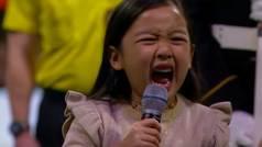 Malea Emma, la niña prodigio de la canción de siete años, la vuelve a liar