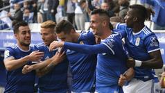 LaLiga 123 (J10): Resumen y goles del Oviedo 2-1 Osasuna