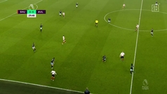 Premier League (J29): Resumen y gol del Sheffield United 1-0 Aston Villa