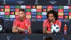"""Ramos, sobre las críticas de Klopp: """"Se querrá justificar por no ganar la final, pero no es la primera que pierde"""""""