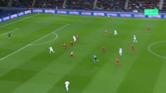 Gol de Icardi (1-0) en el PSG 5-0 Galatasaray