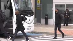El Real Madrid llega a Alcoy