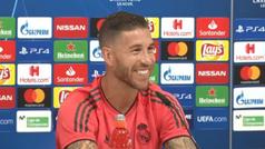 """La anécdota de Ramos con un periodista italiano: """"Parecía que te había entendido, y no te he entendido ni la mitad"""""""
