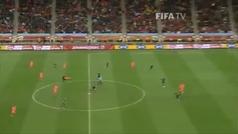 9º El pie mágico del capitán Casillas ante Robben