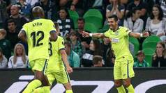 Europa League (J2): Resumen y goles del Krasnodar 1-2 Getafe