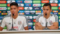 """Edson Álvarez: """"¿Objetivos?, ni siquiera sabemos quién va a ser nuestro entrenador"""""""