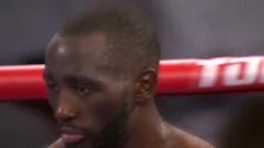 Así fue el KO en el 12º asalto de Terence Crawford a José Benevidez