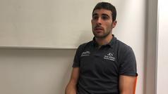 """Jon Aberasturi: """"El nuevo equipo está bastante compensado, aunque es muy joven"""""""