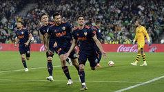 LaLiga (J33): Resumen y goles del Betis 1-2 Valencia