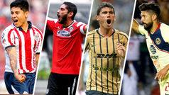 El Apertura 2018, torneo de contrastes para los 'Cuatro Grandes'