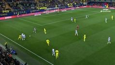 Gol de Oro (J33). Gol de Ekambi (2-0) en el Villarreal 2-1 Leganés