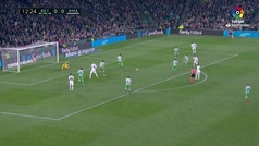 Gol de Modric (0-1) en el Betis 1-2 Real Madrid