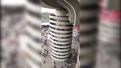 El vídeo de San Siro que te dejará a cuadros: ¿giran sus torres?