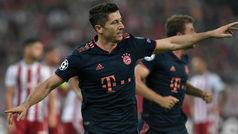 Champions League (Grupo B): Resumen y goles del Olympiacos 2-3 Bayern