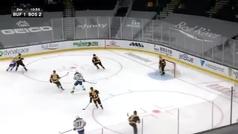 ¡¡¡Vaya gancho!!! No es boxeo, es hockey sobre hielo