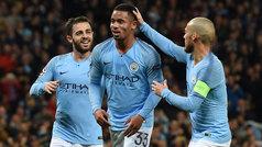 Champions League (J4): Resumen y goles del Manchester City 6-0 Shakthar