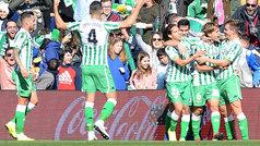 J20 Betis 3-Girona 2: Canales, en el último minuto... y de penalti