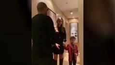 La fiesta de Boateng con su mujer y su hijo durante el confinamiento: tuvo hasta aparcacoches