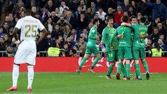 Copa del Rey (cuartos): Resumen y goles del Real Madrid 3-4 Real Sociedad