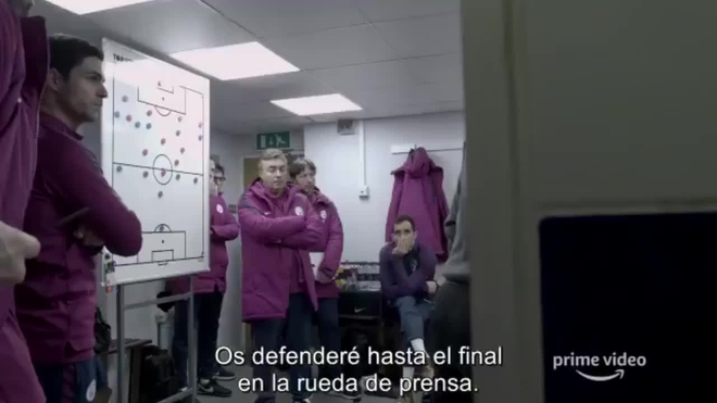 Manchester City mock Jose Mourinho as a defensive coach in Amazon documentary