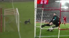 Gol de Mbappé (0-1) en el Bayern 2-3 PSG